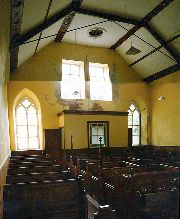 Chapel interior (south)